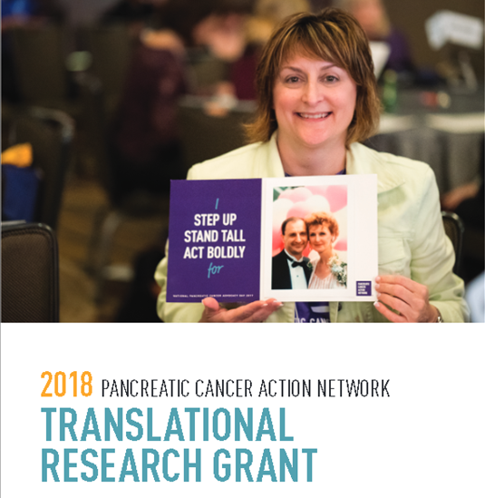 pancan translational research grant 2018